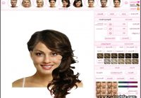 Try Hairstyles On Your Photo Free 7