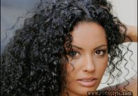 Wet And Wavy Weave Hairstyles 10